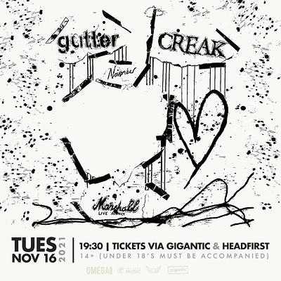 Gutter + Creak at Exchange in Bristol