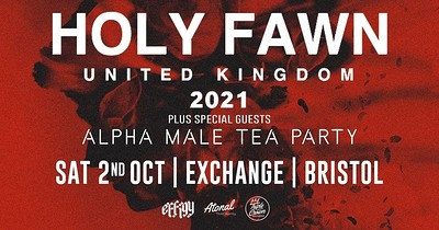 Holy Fawn at Exchange in Bristol