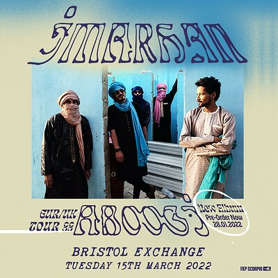 Imarhan at Exchange in Bristol