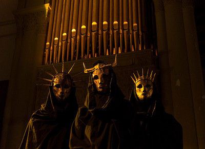 IMPERIAL TRIUMPHANT at Exchange in Bristol