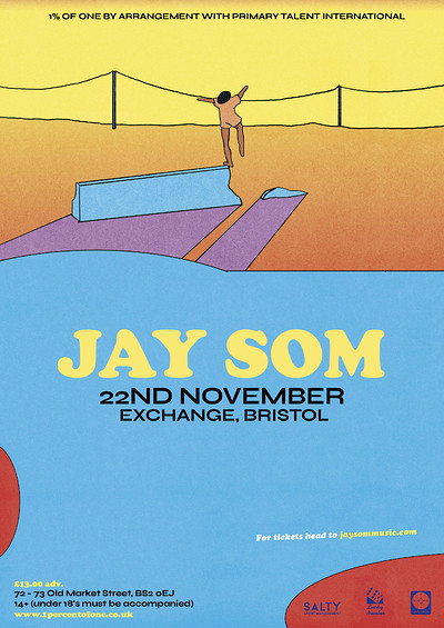 Jay Som + Happyness at Exchange in Bristol