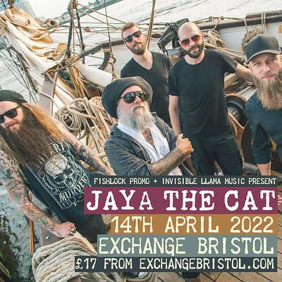 Jaya The Cat at Exchange in Bristol
