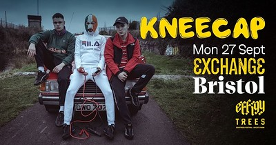 Kneecap at Exchange in Bristol