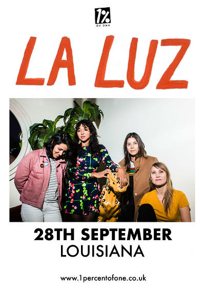 La Luz at Exchange in Bristol