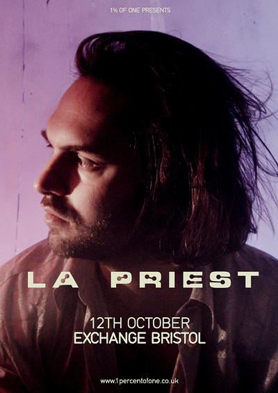 LA Priest at Exchange in Bristol