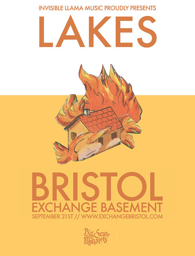 Lakes at Exchange in Bristol