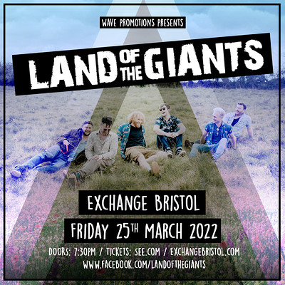 Land of The Giants at Exchange in Bristol