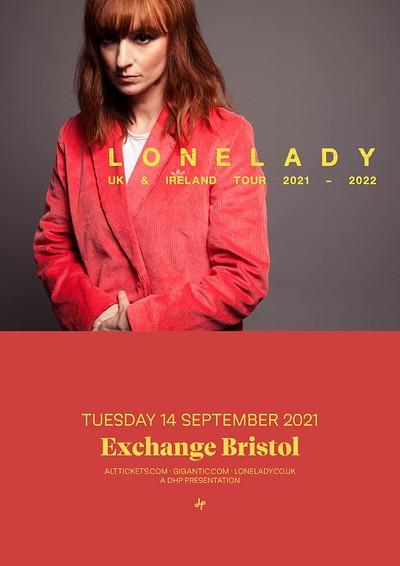 Lonelady at Exchange in Bristol