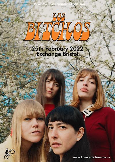 Los Bitchos at Exchange in Bristol