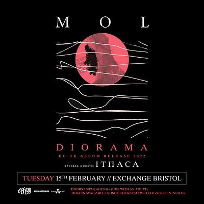 MØL at Exchange in Bristol