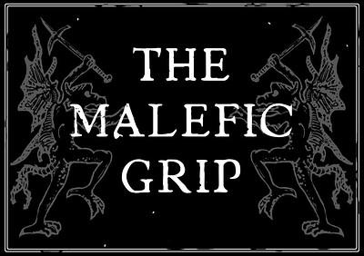 Malefic Grip at Exchange in Bristol