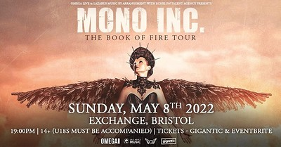 Mono Inc at Exchange in Bristol