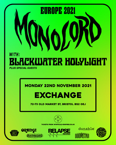 Monolord at Exchange in Bristol