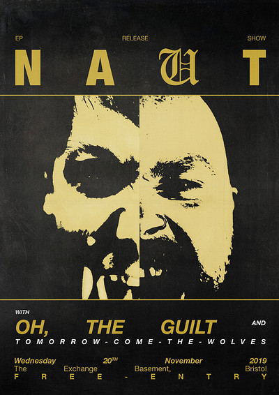 NAUT EP Show - Bristol (Free Entry) at Exchange in Bristol