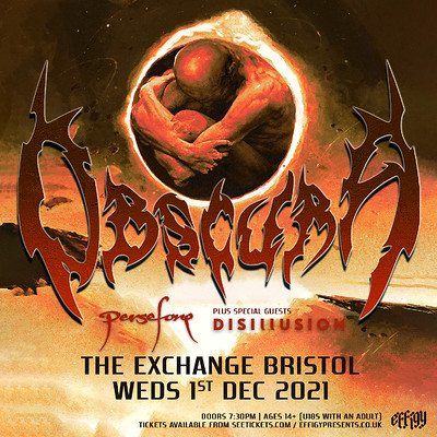 Obscura at Exchange in Bristol