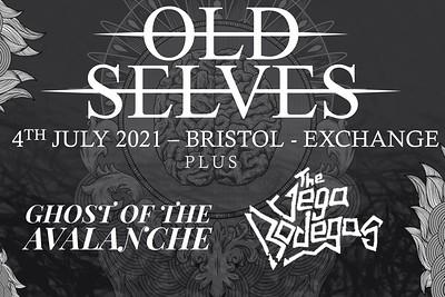 Old Selves at Exchange in Bristol
