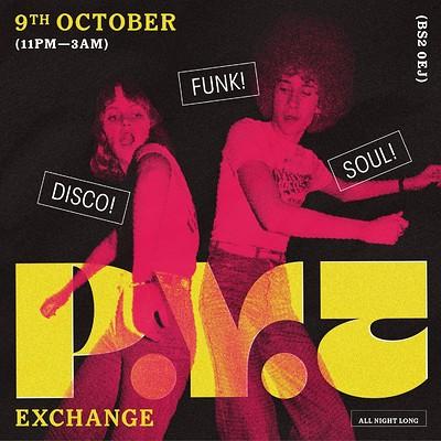 P.Y.T. at Exchange in Bristol
