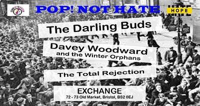 Pop! Not Hate with the Darling Buds at Exchange in Bristol