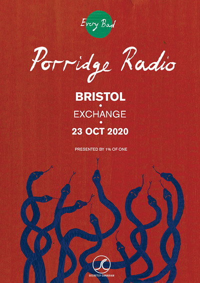 Porridge Radio at Exchange in Bristol