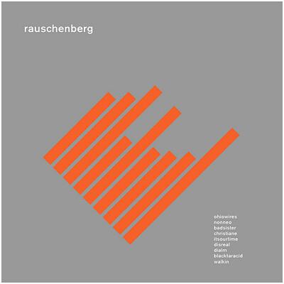 Rauschenberg at Exchange in Bristol