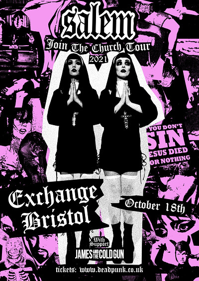 Salem at Exchange in Bristol