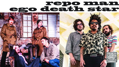 SBR presents: Repo Man and Ego Death Star  at Exchange in Bristol