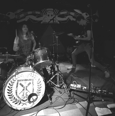 Sewer Cats at Exchange in Bristol