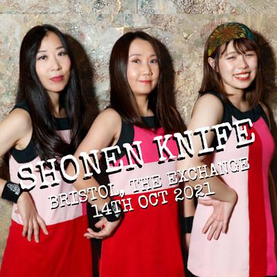 Shonen Knife at Exchange in Bristol