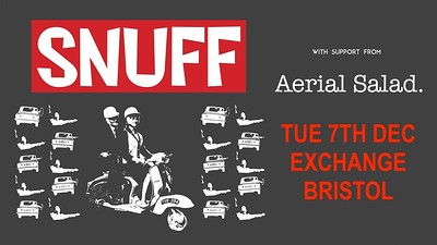 Snuff at Exchange in Bristol