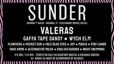 Sunder Festival 2021 at Exchange in Bristol