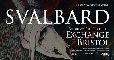 Svalbard at Exchange in Bristol