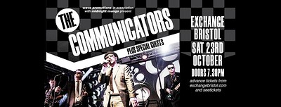 The Communicators at Exchange in Bristol