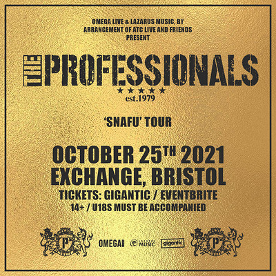 The Professionals at Exchange in Bristol