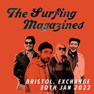 The Surfing Magazines at Exchange in Bristol