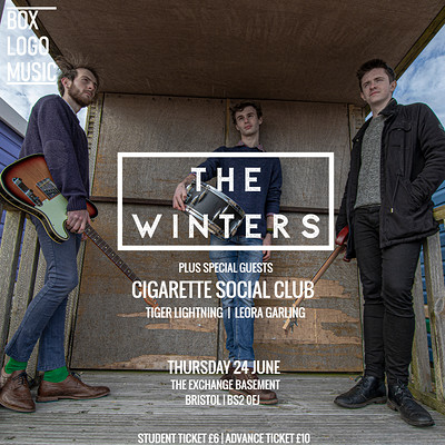 The Winters  at Exchange in Bristol