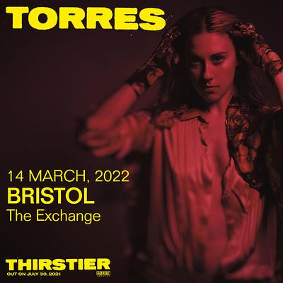Torres at Exchange in Bristol