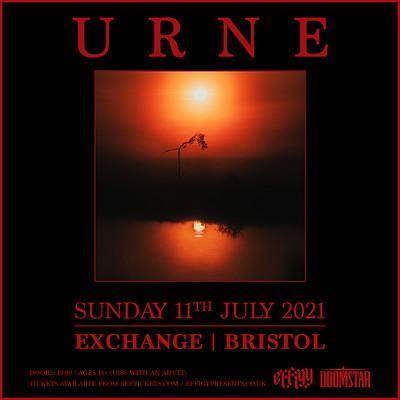 URNE at Exchange in Bristol