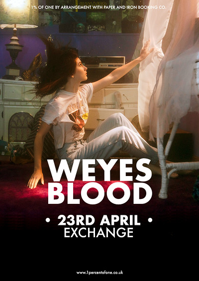 Weyes Blood at Exchange in Bristol
