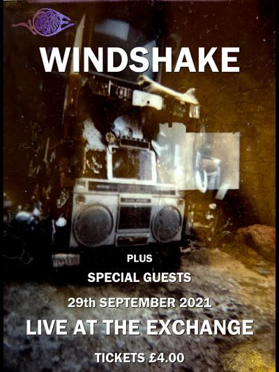 Windshake at Exchange in Bristol