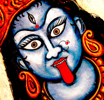Kali, by Emily H & Sheema M (tkts avail on door) at Fabularium in Bristol