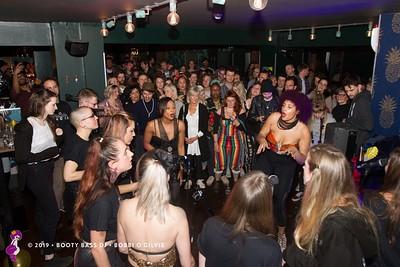 Booty Bass : Bass Choir at Faraway Cocktail Club in Bristol
