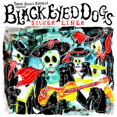 Black Eyed Dogs at Fiddlers in Bristol
