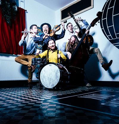 Sheelanagig & Shooglenifty Double Header + Effra at Fiddlers in Bristol