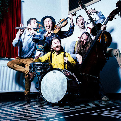Sheelanagig Xmas Party ft. Rura + Julu & Heg at Fiddlers in Bristol