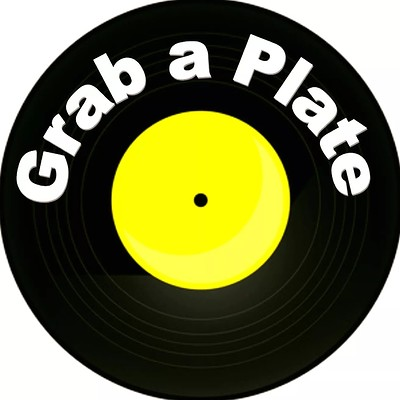 Grab a Plate vol.3 at Flipside Cocktail Club  in Bristol