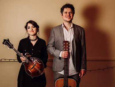Gilmore & Roberts + Matt Quinn & Owen Woods at Frenchay Village Hall in Bristol