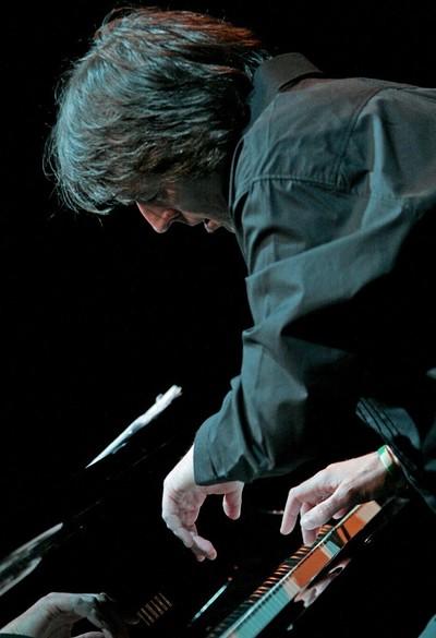 HUW WARREN / MARK LOCKHEART QUARTET at Fringe Jazz in Bristol