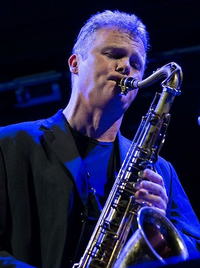 IAIN BALLAMY QUARTET feat. JASON REBELLO  at Fringe Jazz in Bristol