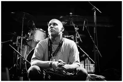 JAMES MORTON & FRIENDS  at Fringe Jazz in Bristol