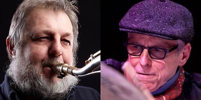 PAUL DUNMALL & JEFF WILLIAMS QUARTET at Fringe Jazz in Bristol